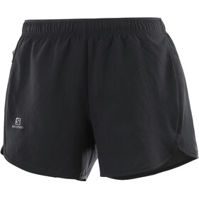 Salomon Agile Shorts Damer, sort